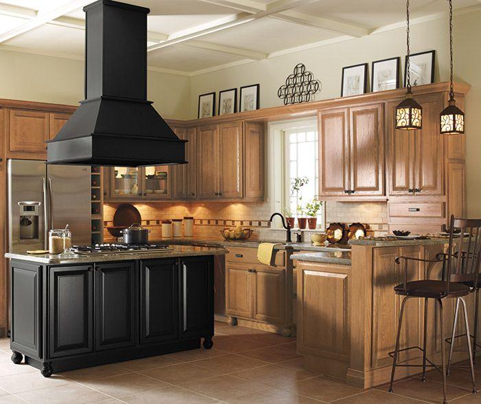 Great Ideas To Update Oak Kitchen Cabinets: Best 25+ Light Oak Cabinets Ideas On Pinterest