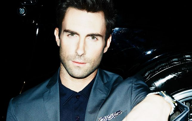 Rocker Adam Levine strikes a style balance between classic and one-of-a-kind
