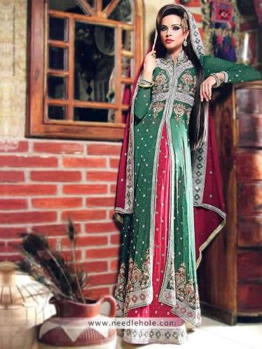 Tropical Rain Forest High Low And Pakistani Bridal On