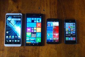 Big-screened phones are taking bigger bites out of the handset market, study says — Tech News and Analysis