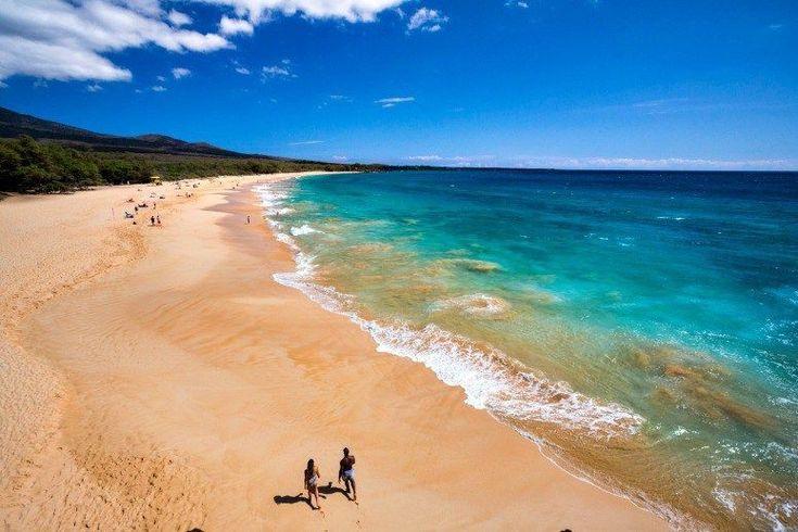 Makena Beach, Maui (Credit: Hawaii Tourism Authority, Tor Johnson)
