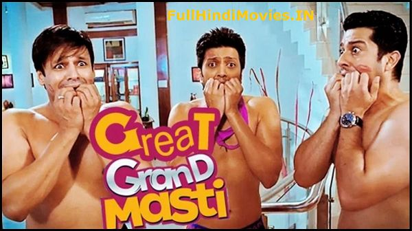 Great Grand Masti Full movie download online hd. Great Grand Masti hindi movie watch bollywood film free. This film is also known as Masti 3. It is a upcoming comedy Hindi  film, directed by Indra Kumar. Ashok Thakeria is produced the film. Beside him, Indra Kumar, Ekta Kapoor and  Shobha Kapoor are also produced this film. Milap Zaveri and Tushar