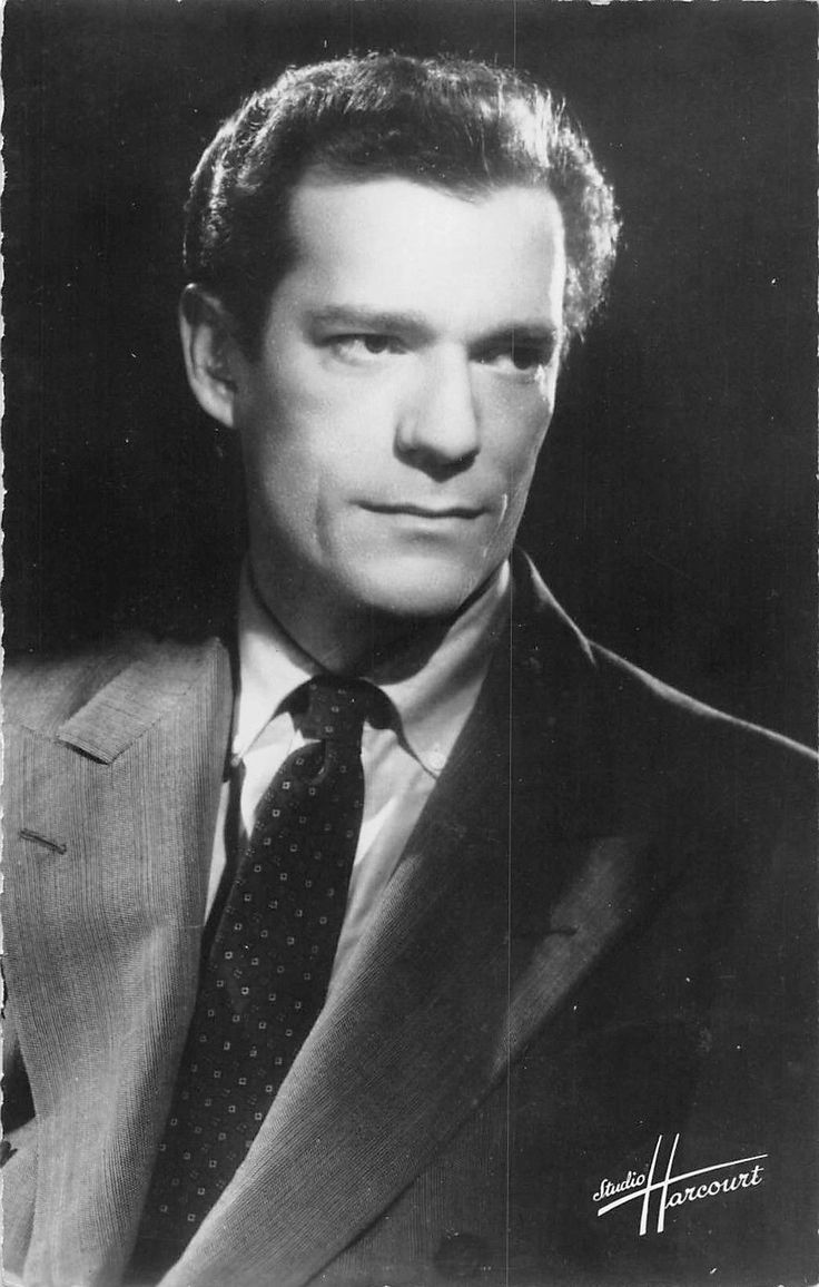 Eddie Constantine American French Actor AND Singer   eBay