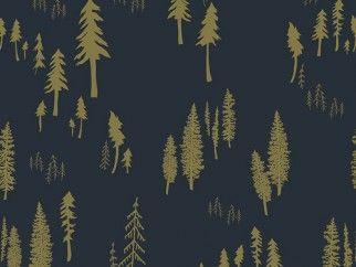 Art Gallery Fabrics Timberland Woodlands Stretch Jersey Knit Dress Fabric | Fabric | Dress Fabrics | Minerva Crafts