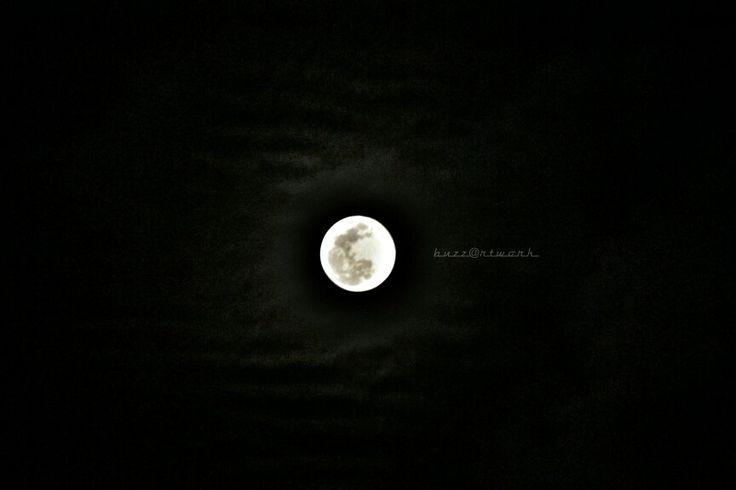 Moon.... Balikpapan, Indonesia
