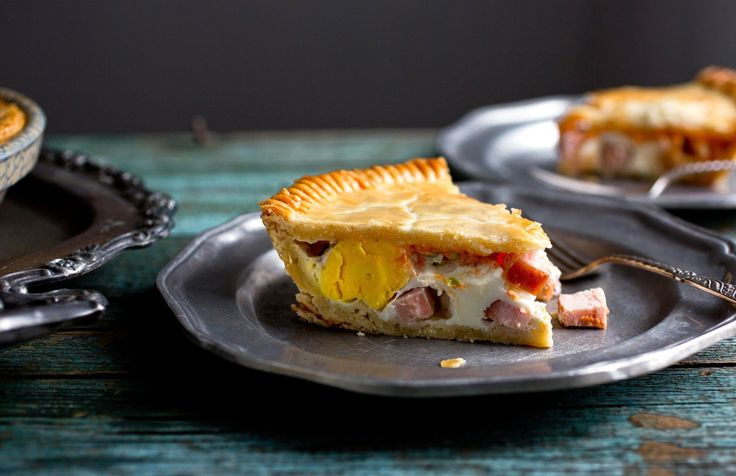 Spicy bacon and egg pie recipe egg pie cooking bacon and bacon nyt cooking bacon and egg pie is a rustic specialty from new zealand ccuart Choice Image