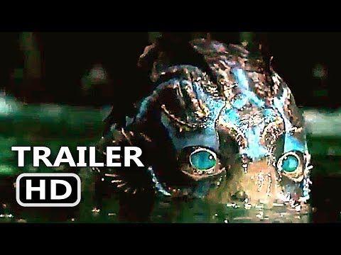 THE SHАPЕ ΟF WАTЕR Official Trailer (2017) Guillermo Del Toro, Michael Shannon Fantasy Movie HD - YouTube