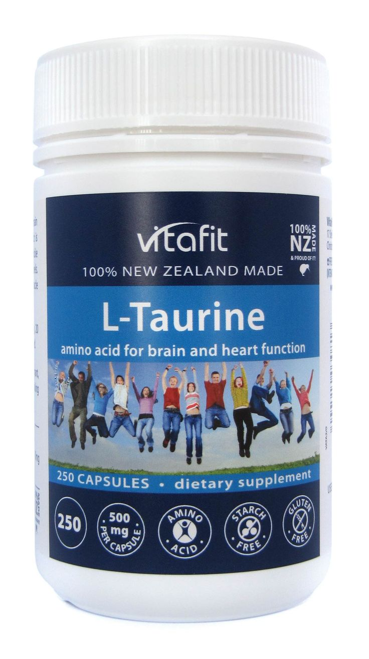 Vitafit L-Taurine 250 Capsules from Superior Supplements Key Benefits - Increases muscle size and strength - Massive muscle-swelling pumps - Healthy circulatory system - Better quality sleep (deep sleep) for recovery - Enhanced libido and sexual performance