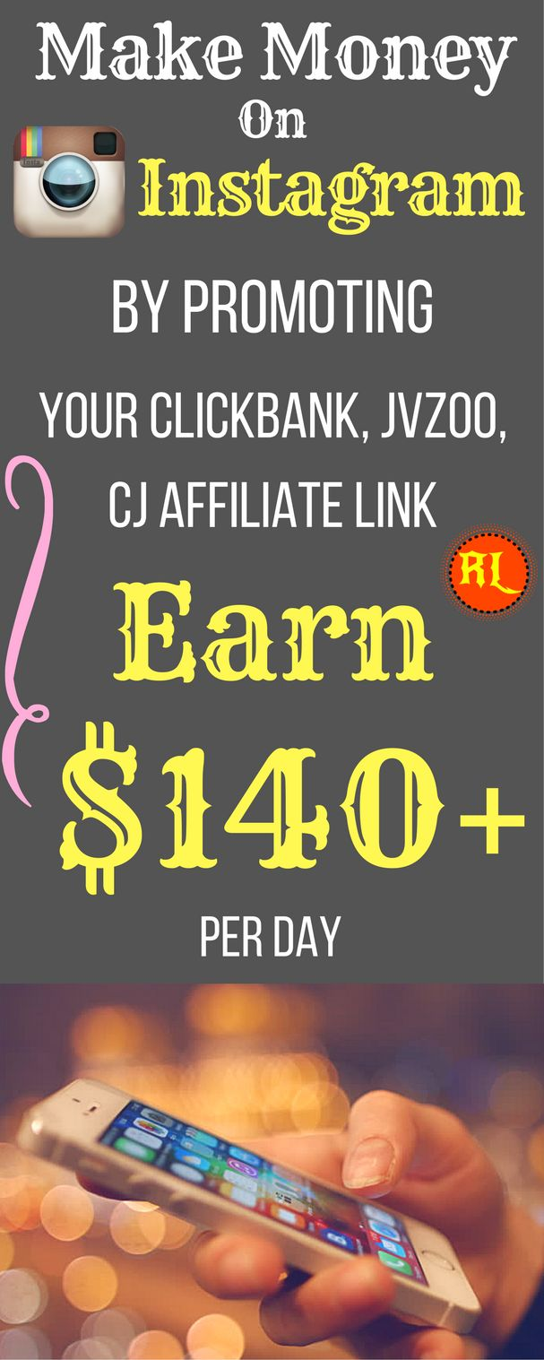 How to make Money On Instagram - The Best Way to Make Money Online Fast using instagram ! Start making money online in 2017 with the best way to earn passive income online from home. Work from home and earn $140 per day with genuine method. Click the pin to see how >>>