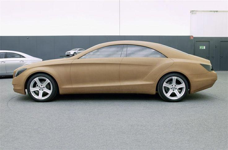 clay model Mercedes-Benz 001