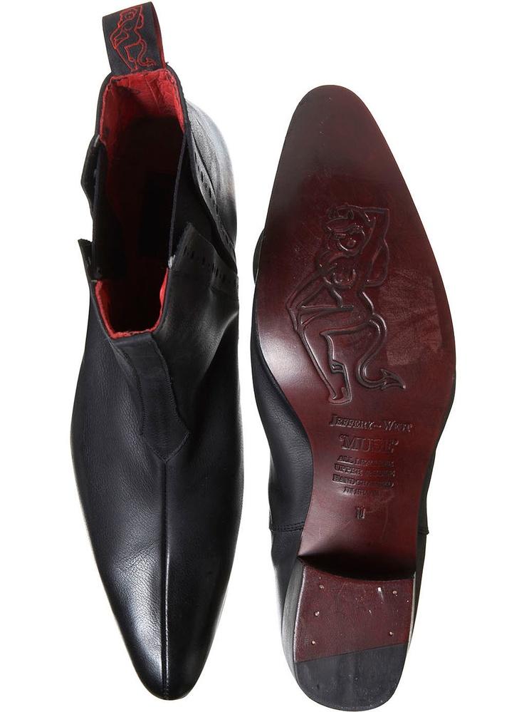 """Jeffery West """"Hi Chelsea"""" Jeffery West Boot - Smart Shoes - Shoes - TOPMAN"""