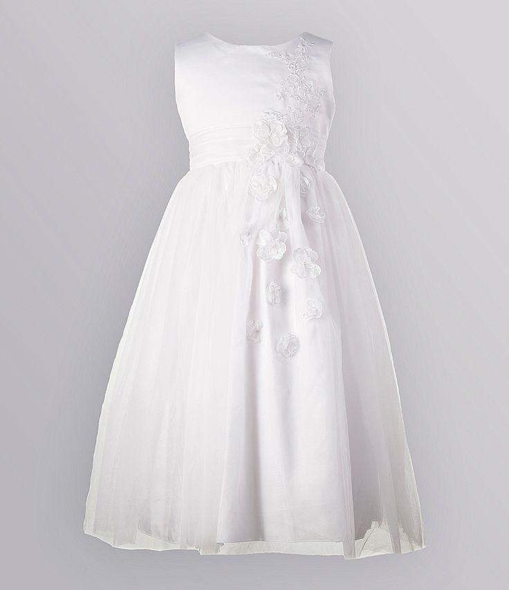 631d99c65649 Girls White Tulle Dress Dillard s – Fashion dresses