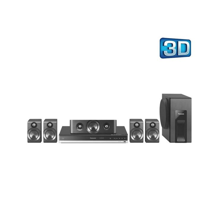 PANASONIC Panasonic SC-BTT405EG - Sistema de cinema em casa - canal 5.1 - preto + Cabo óptico F3Y092BF2M - 2 m   PANASONIC Panasonic SC-BTT405EG - home theater system - 5.1 channel - black + F3Y092BF2M Optical cable - 2 m   PVP € 234.20  http://algarveshoppingonline.com/ #panasonic #sisterna #cinemaemcasa #algarve #portugal
