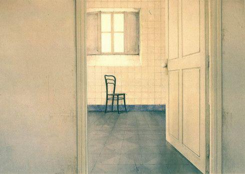 Carlos Morago - SpNnish painter (1954 -)