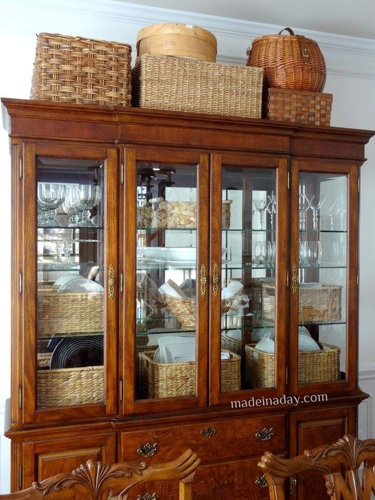 30 best CHINA CABINET images on Pinterest | China cabinets, Buffet ...