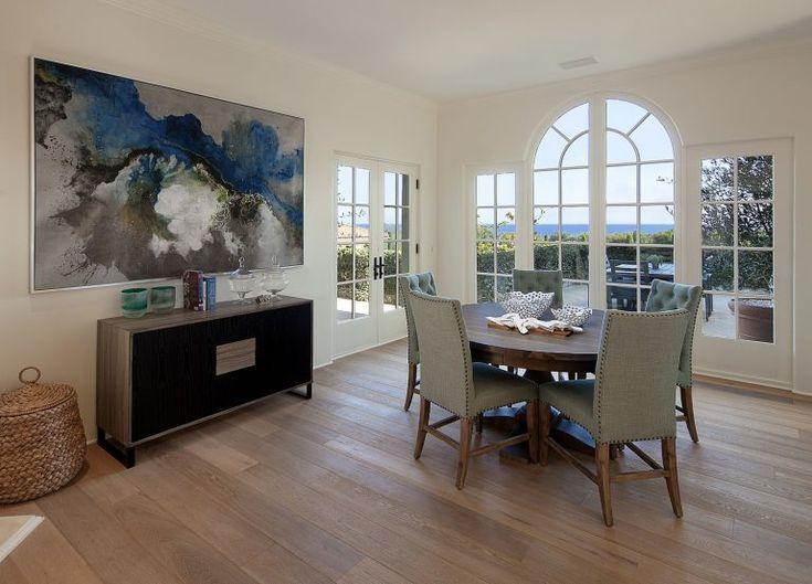 Mediterranean Style Dream Estate In Montecito, California.