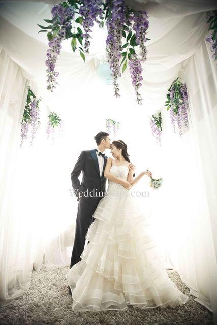 Korea Pre-Wedding Photoshoot - WeddingRitz.com » Winkie & Amo's Korea pre-wedding photos. (Original)
