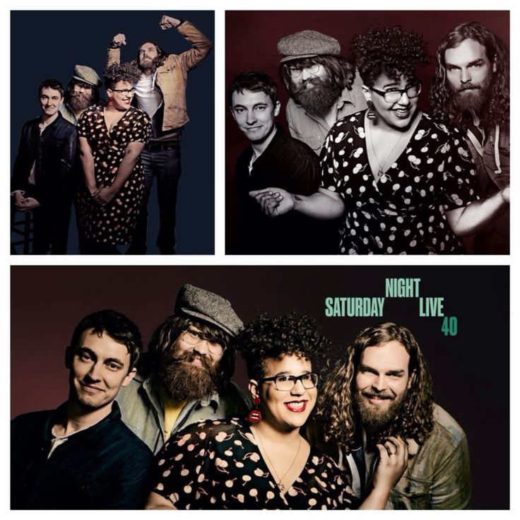 Alabama Shakes SNL Musical Guest Bumpers
