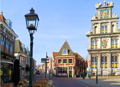 Bucket list item! Hoorn, Holland, The Netherlands. See more: http://www.gypsynester.com/windmills.htm