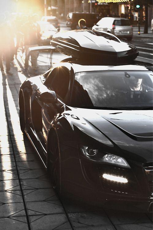 Sexy - Jon Olsson's Audi R8 V10 PPI Razor