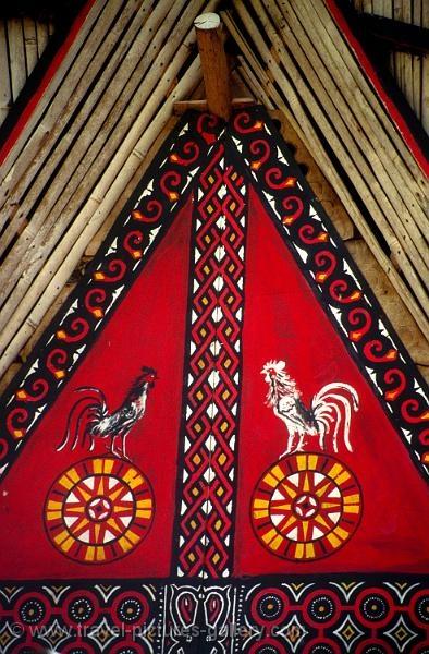 TONGKONAN by the Torajan people of Sulawesi Island, Indonesia