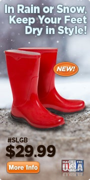 New Slogger Boots
