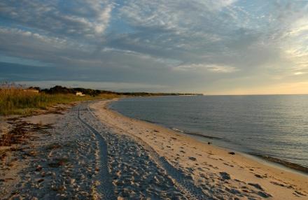 Fire Island - Long Island #ridecolorfully
