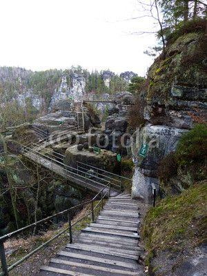 Elbsandsteingebirge Rundweg