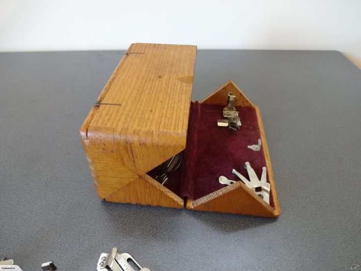 Unusual Folding Wooden Puzzle Box | Trade Me                              …