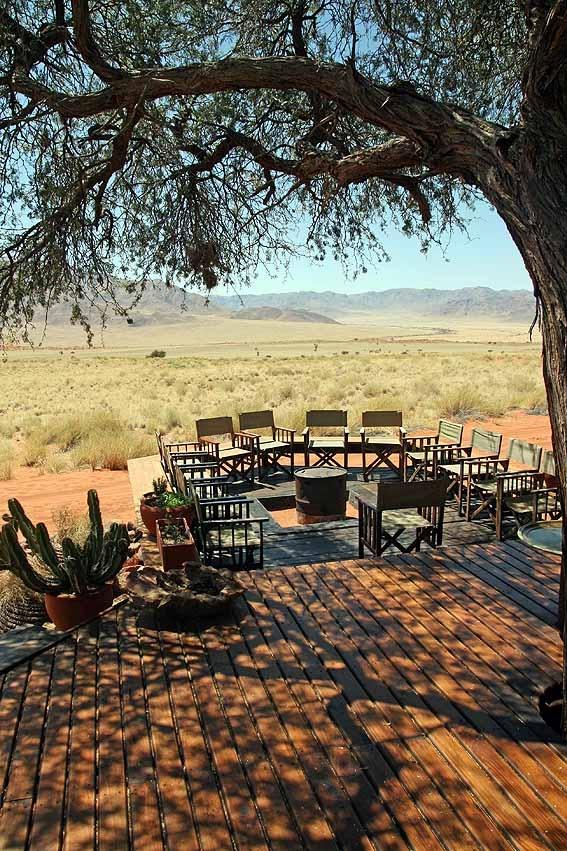 Wolvedans Resort Sossousvlei Namibia