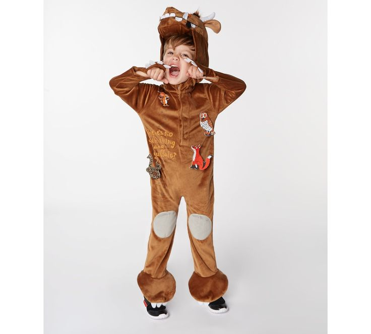 Buy The Gruffalo Fancy Dress Costume - 2-3 Years at Argos.co.uk, visit Argos.co.uk to shop online for Children's fancy dress costumes, Children's fancy dress, Role play, Toys