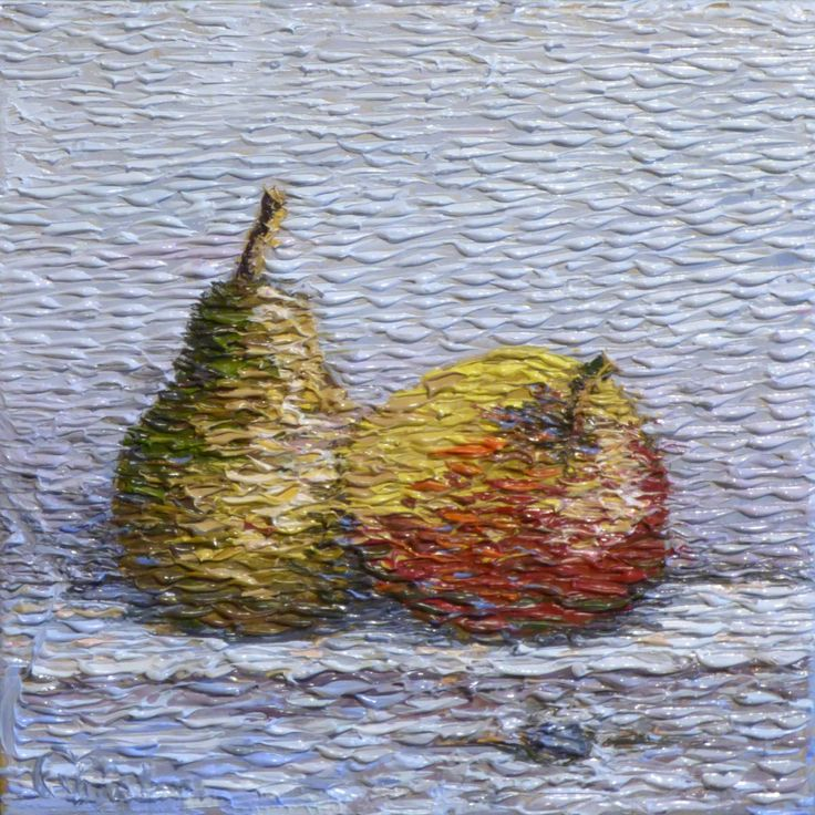impressionist still life painting by Chris Quinlan Art