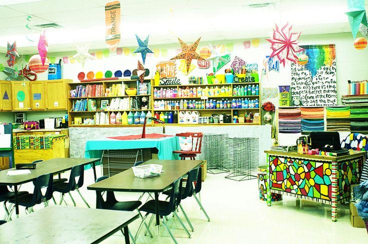 Elementary Classroom Setup ~ Best elementary art education ideas on pinterest