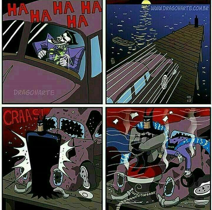 Batman vs joker car #batman #joker #avengers #avengersinfinitywar #black_panther #spiderman #spiderman #ironman #superman #flash
