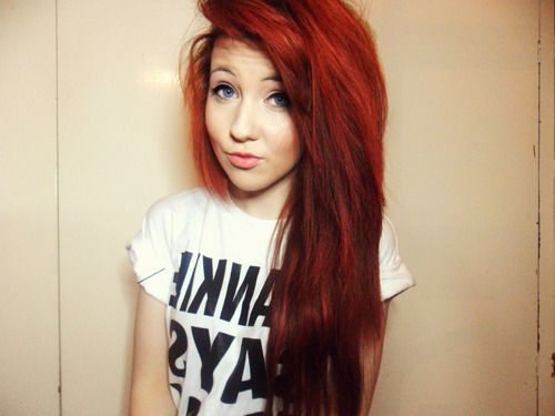 If I can look like her or have her hair I will never ask for anything ever again.