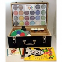 Snazaroo Professional Face Paint Kits (22 Colors)