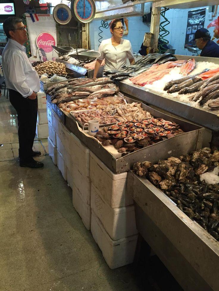 Mercado Central, Santiago - Restaurant Reviews & Photos - TripAdvisor