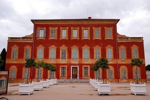 Matisse Museum in Nice