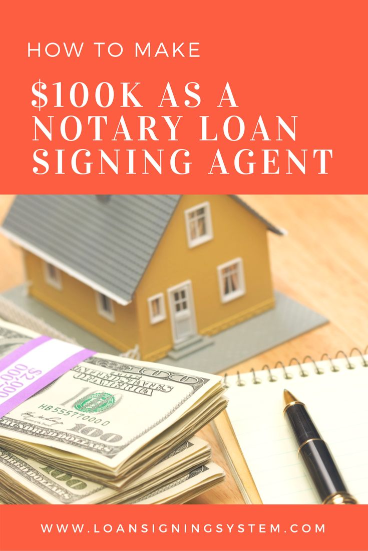 How To Become A Six Figure Notary Public Loan Signing Agent