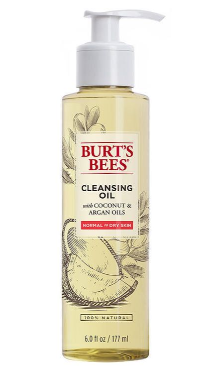 Beauty Awards 2015: The Best Drugstore Skincare Products | People - Burt's Bees cleansing oil