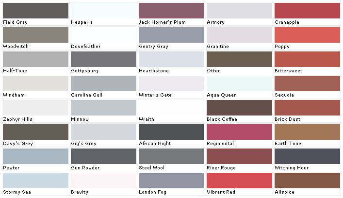 pratt and lambert colors house paint color chart chip on sample color schemes for interiors id=30446