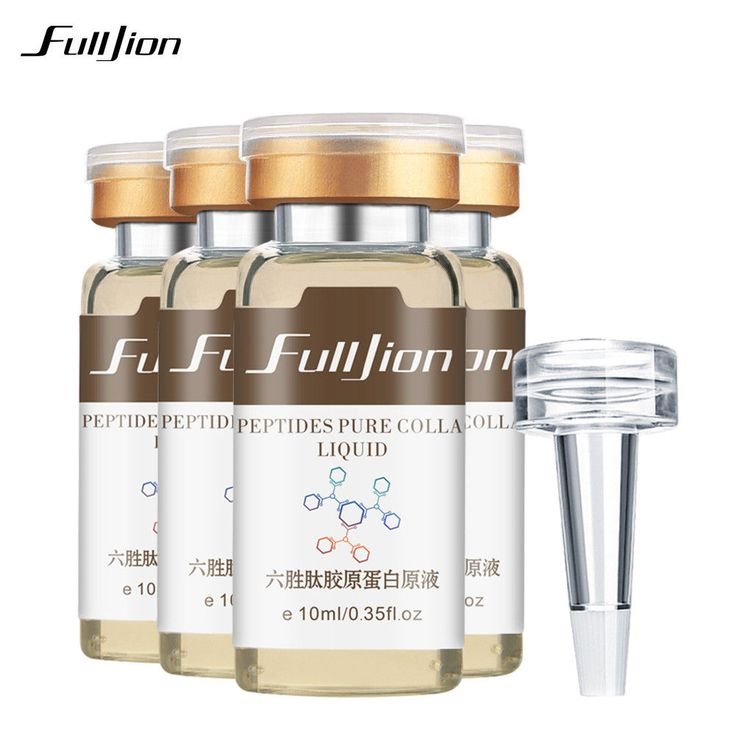 Details about Fulljion Six Peptides Pure Collagen Protein Liquid Hyaluronic Acid Anti-Wrinkle