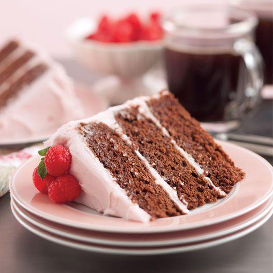 Paula deen white chocolate raspberry cake