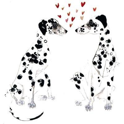 quentin blake valentine's day card