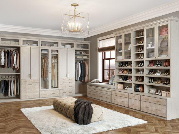 Get Custom Closets And Walk Ins From California Closets