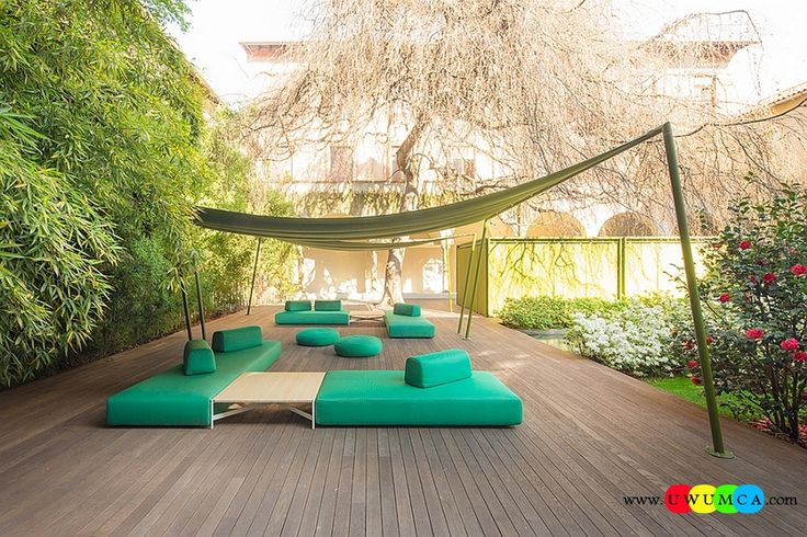 Outdoor / Gardening:A Breezy Diy Outdoor Lounge Furniture Decor Ikea Chairs Elegant Sofa Cushion Pillows Cheap Table Chaise Lounge Design Double Chaise Lounge For Living Room Decorating Home Exterior Ideas Mediterranean Charm Luxurious Decoration Collection From Paola Lenti Redefines Your Outdoor Lounge Decor