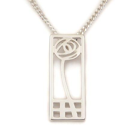 Charles+Rennie+Mackintosh+Jewellery | ortak, Charles Rennie Mackintosh - Earrings in Sterling Silver In_The ...