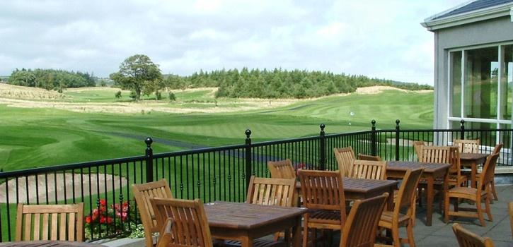The Club House at Powerscourt Golf Club, Enniskerry, County Wicklow. www.powerscourt.ie/golfclub