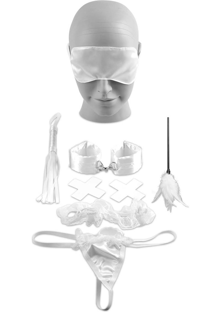 Buy Fetish Fantasy Wedding Night Kit White online cheap. SALE! $44.99