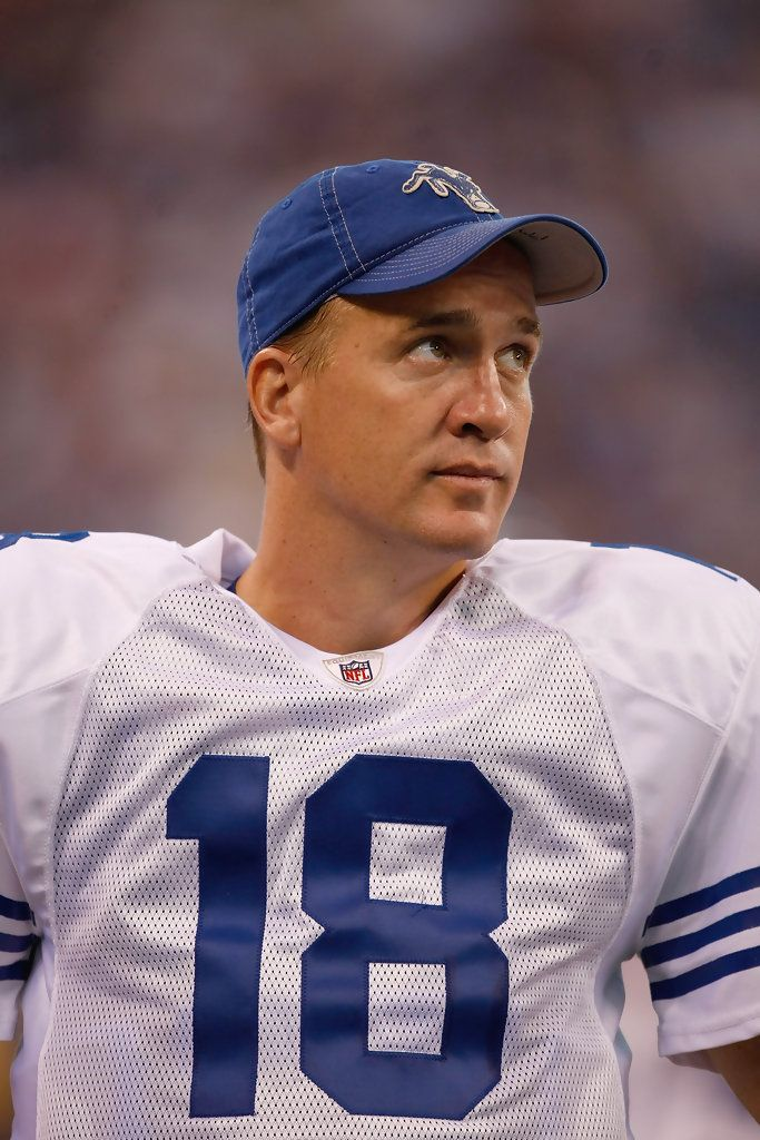 peyton manning pictures | Peyton Manning Photos - San Francisco 49ers v Indianapolis Colts ...